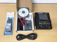 Tektronix THS720P 100MHz Scope DMM 500MS/s w/ adapter, lead, TPP0201, accessory