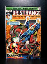 COMICS:Marvel: Dr Strange #1 (1974), 1st Argamotto's dimension/Silver Dagger app