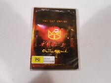THE CAT EMPIRE-ON THE ATTACK-DVD + CD SET-AUSTRALIA-2004-ALL REGIONS DVD