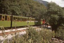B377S 35mm Slide Llanberis Lake Railway (MG)