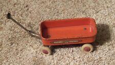 Vintage 1930's RADIO FLYER WAGON Old Miniature Toy Salesman Sample ~RARE~