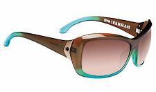 Spy Farrah Sunglasses - Mint Chip Fade - Happy Bronze Polarized