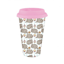 Pusheen The Cat Travel Mug - Officially Licenced