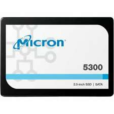 Micron 5300 Max - Solid State Drive - 3.84 TB - Internal - 2.5`` - ... NEW