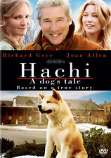 Hachi: A Dog's Tale (DVD,2009)