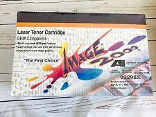 IMAGE 2000 Laser Toner Cartridge 92298X Replacement for HP4 4+ 4M 4M+ 6 - JUMBO