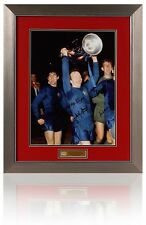 Lrg Manchester United 68 European Cup Final signed by 5