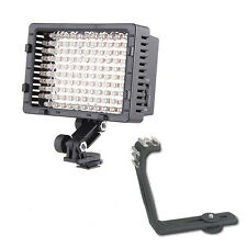 Pro 6D 2 LED video light for Canon EOS 7D Rebel T2i T3 T3i DSLR HD on camera