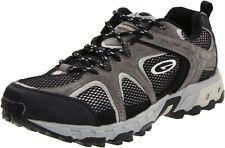 New Hi-Tec Men's 'Phoenix'  Black/Gray Athletic Running/Trail Shoe