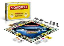 Back to the Future Monopoly by Winning Moves