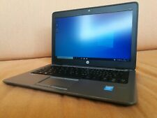 "HP EliteBook 820 G1 - 12,5"", CORE I5, RAM 8GB,  SSD 180GB , WIN 10 PRO"