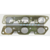 EXHAUST MANIFOLD GASKET SET - HOLDEN COMMODORE VS,VT,VX,VY 3.8L V6 SUPERCHARGED