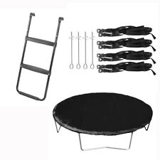 Universal Trampoline Accessory Kit Ladder, Weather Cover, Anchor Kit