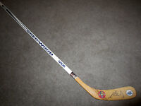 AARON EKBLAD Florida Panthers Autographed SIGNED Hockey Stick COA All Star 2015