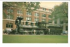 Vintage Postcard Winnipeg Canada Manitoba Countess of Dufferin C.P.R. Station
