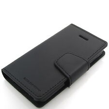 Premium Slim Flip Leather Wallet Case Cover for Galaxy S / iPhone / / Note / LG