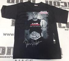 Dan Henderson Signed Official Cage Fighter MMA Shirt PSA/DNA COA UFC Pride Auto