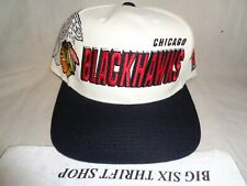 Chicago Blackhawks Sports Specialties Center Ice NHL Snapback Cap Hat Vintage