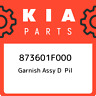 873601F000 Kia Garnish assy d pil 873601F000, New Genuine OEM Part