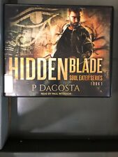 Hidden Blade (Soul Eater, 1) by Pippa DaCosta  Audio CD