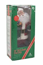 Holiday Creations Motionette Animated Musical Santa Claus 16""