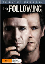 The Following: Season 2 * NEW DVD * (Region 4 Australia)