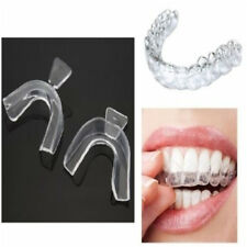 1/4pcs New Moldable Mouth Teeth Thermoform Dental Tray Tooth Whitening Guard