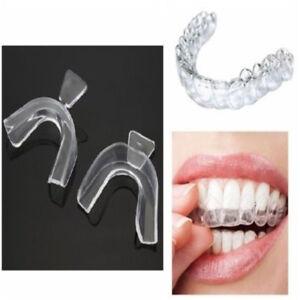 Neuer formbarer Thermoform-Mundzahn Zahnschalen-Zahnaufhellungsschutz 1st