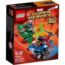 LEGO MARVEL SUPER HEROES MIGHTY MICROS SPIDER-MAN VS. GREEN GOBLIN 76064