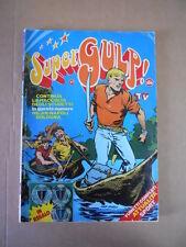 SUPERGULP Fumetti in TV 27 1978 L' Uomo Ragno Fantastici Quattro Cattivik [G254A