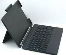 Logitech Slim Combo Tablet-Tastatur Book-Cover Case Apple iPad 9.7 schwarz