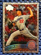 CLAYTON KERSHAW 2011 Topps DIAMOND Anniversary #275 Rookie Card Dodgers MINT