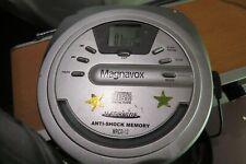 magnavox mpcd12 Walkman Discman Portable CD Player