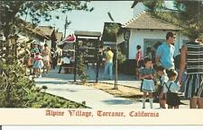 ag(D) Torrance, CA: The Alpine Village