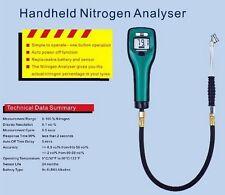 automobiles G5 nitrogen analyser A-1053 gas analysis car automobile gas analyzer