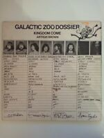 Kingdom Come Arthur Brown : Galactic Zoo Dossier