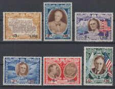 San Marino - Michel-Nr. 370-375 postfrisch/** (2. Todestag von F. D. Roosevelt)