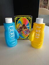 VTG Avon LITTLE CHAMP (BOX GLOVE DECANTERS) -NEW old stock full shampoo/trainer