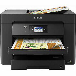 Epson WORKFORCE WF-7830DTWF A3 Duplex Wireless / Network All-in-One Colour Print