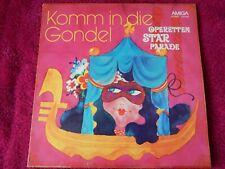 Operetten Starparade - Komm in die Gondel - GASPARONE / FLEDERMAUS / BETTELSTUDE