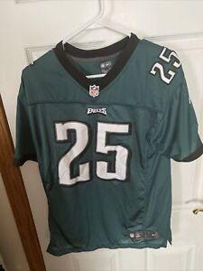 LeSean McCoy #25 Philadelphia Eagles NIKE On Field Football Jersey Youth 18-20