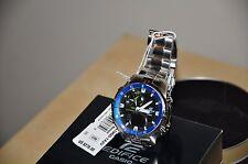 Casio Edifice Advanced Marine Men's Watch EMA-100D-1A2 - Brand New Free Shipping