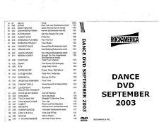 RockAmerica Videopool Sep 2003- ETV DVD