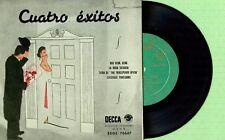 BILLY COTTON, ERIC ROGERS, LITA ROZA / DECCA EDGE-70647 Pres Spain 1958 EP EX