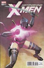 ASTONISHING X-MEN #11 YU DEADPOOL VARIANT MARVEL LEGACY XAVIER VS PROTEUS! 5218