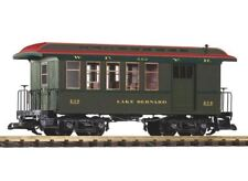 PIKO G SCALE WP&YR WOOD COMBINE 209 | BN | 38633