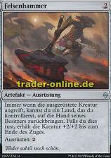 2x Felsenhammer (Slab Hammer) Battle for Zendikar Magic