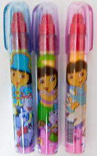 Nickelodeon Dora The Explorer 3 Scented Rocket Eraser Erasers Party Favors