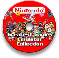 NINTENDO 8500+ GAMES EMULATOR - WINDOWS MAC LINUX  - GAMEBOY COLOR, NES, SNES