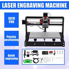 Cnc 3018 Pro Diy Grbl Router 500mw Mini Engraving Machine Engraver Control